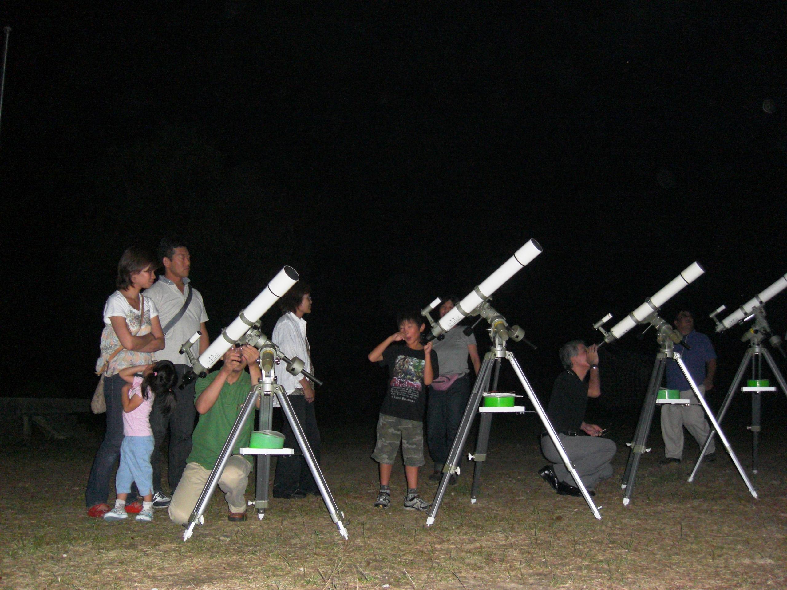 SORA(そら)天体観測